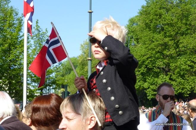 Der 200. Nationalfeiertag in Norwegen