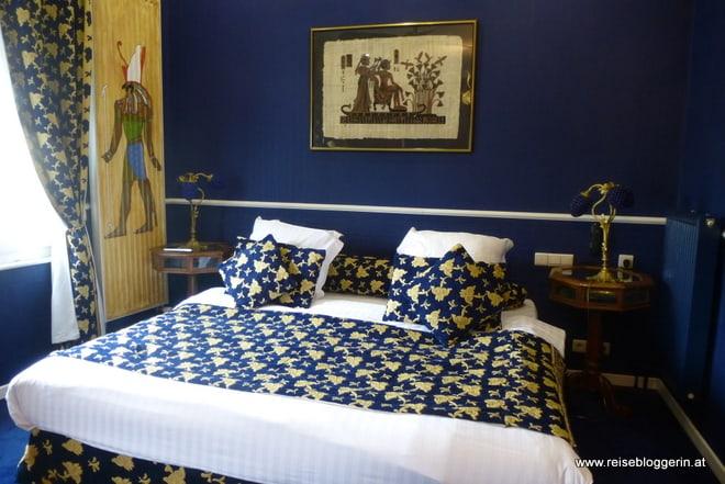 Welcome Hotel, das Zimmer Ägypten