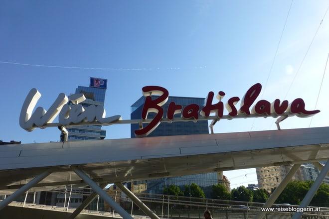 Wien Bratislava