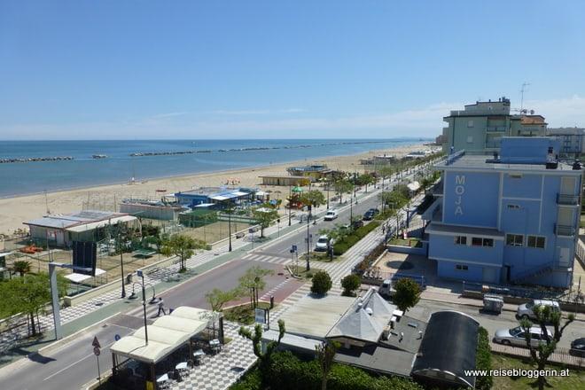 Ausblick vom Hotel Valverde