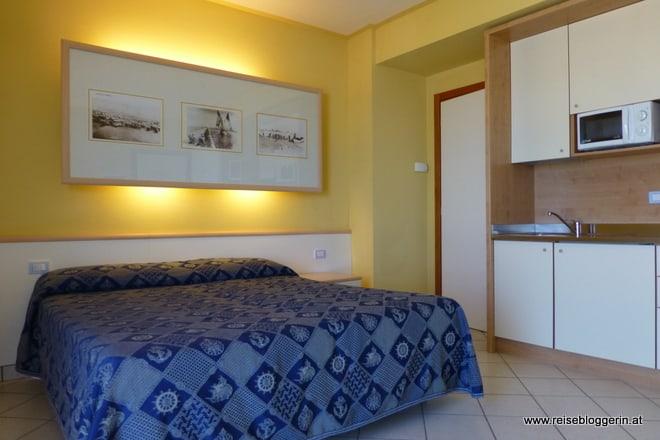 Zimmer im Hotel Valverde