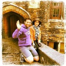 Thomas von Tourist Run Brugge