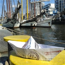 Hamburg Ahoi, die Reisebloggerin kommt!