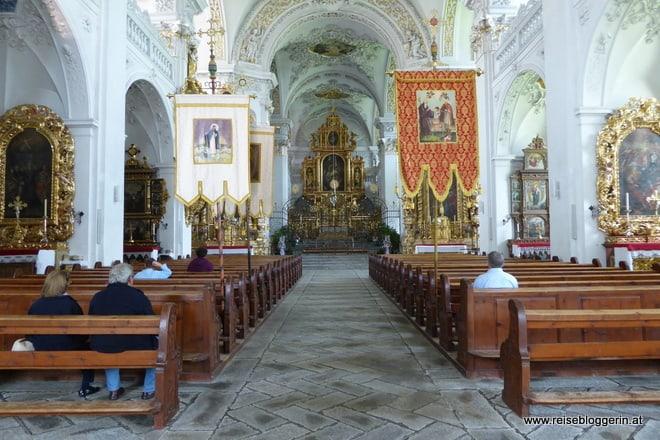 Klosterkirche in Disentis