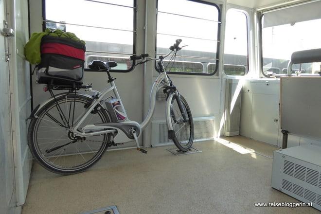 Das Rad in der Appenzeller Bahn
