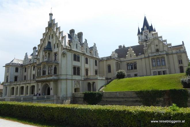 Schloss Grafenegg in Niederösterreich