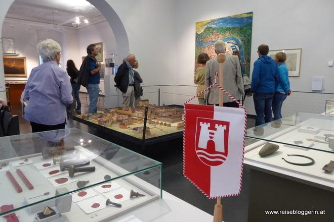 Im Museum Nordico