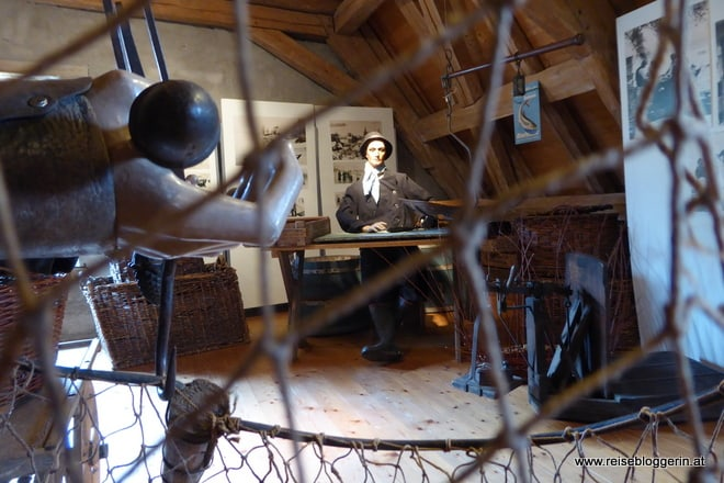 im Seemuseum in Kreuzlingen am Bodensee