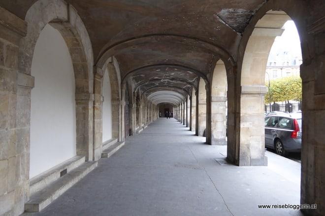 Arkaden Place de Vosges Paris