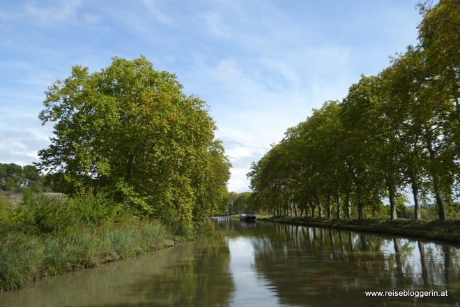 Frankreich - Canal du Midi