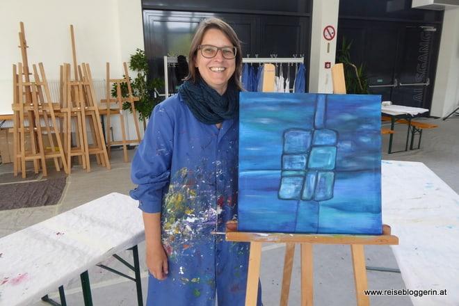 Reisebloggerin Gudrun Krinzinger