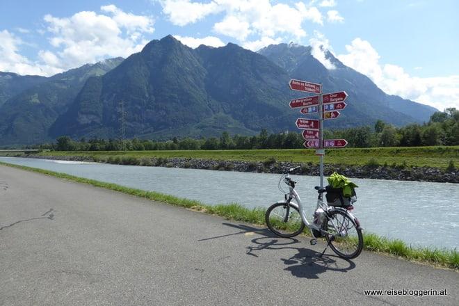 Radfahren in der Schweiz mit EuroTrek
