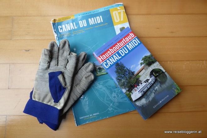 Bücher über den Canal du Midi