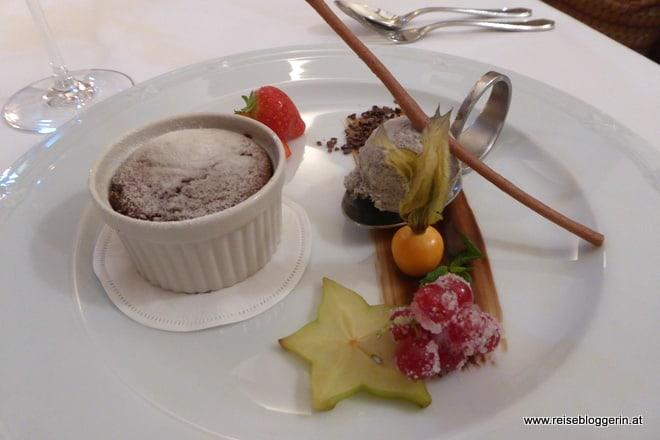 Dessert Weinbergrestaurant