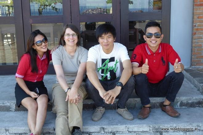 Hello Mister! Willkommen in Sulawesi!