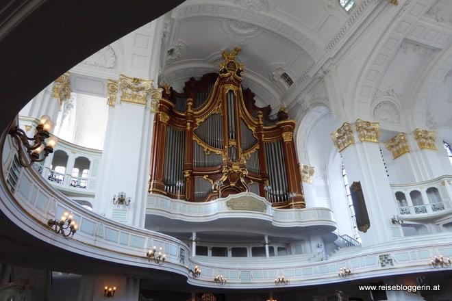 Orgel im Michl
