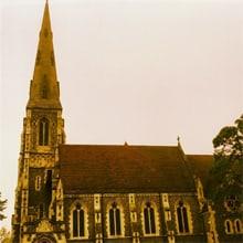 Sankt Albans Kirche