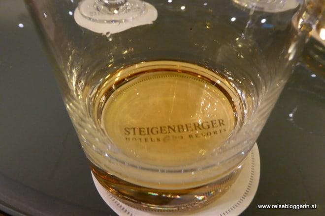 Whisky im Hotel Stiegenberger