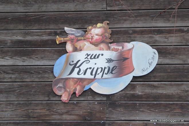 Barockengel gestaltet von der Künstlerin Raja Schwahn-Reichmann