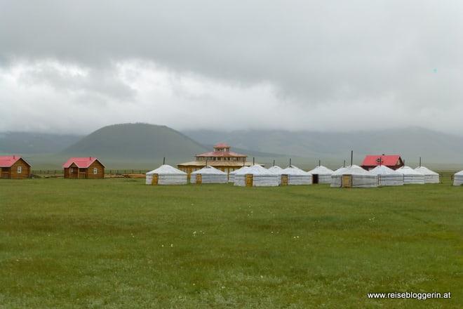 Als ich in der Mongolei meinen ersten Vulkan bestieg
