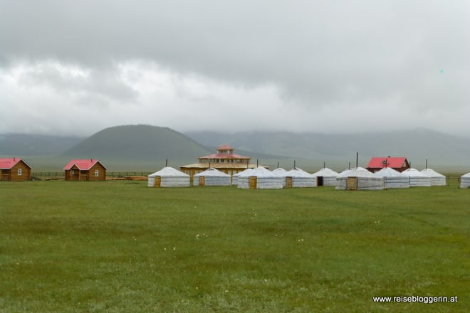 Mongolei - Als ich meinen ersten Vulkan besteige