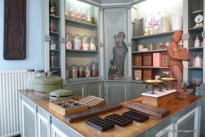 Haus von Alijn - der Süßigkeitenladen