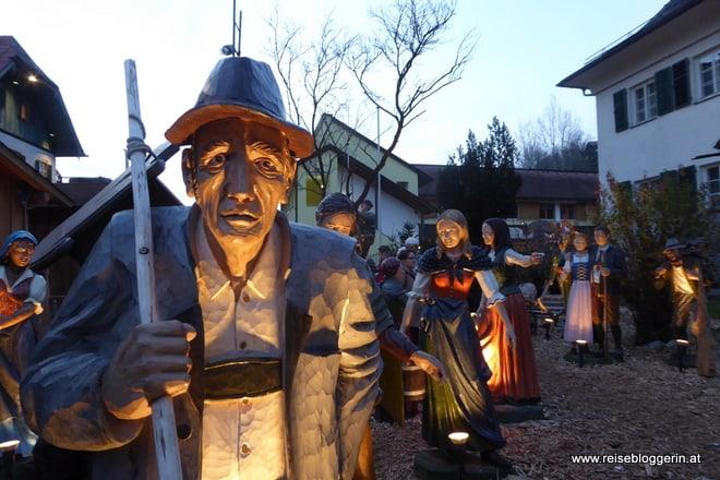 Lebende Krippe Sankt Wolfgang