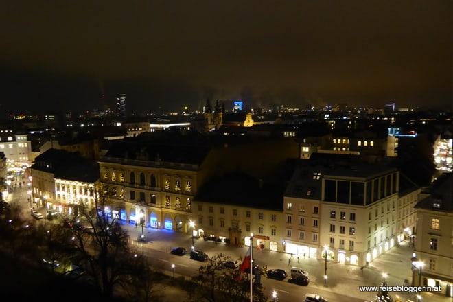 Linz von oben