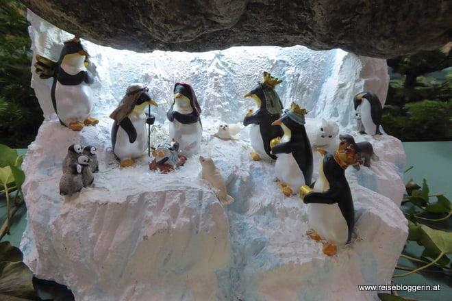 Pinguinkrippe