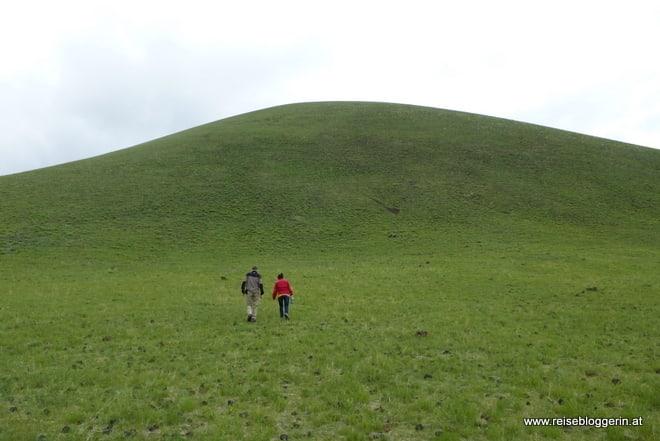 Der Vulkan Uran Togoo