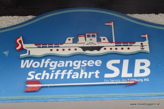 Wolfgangsee Schifffahrt