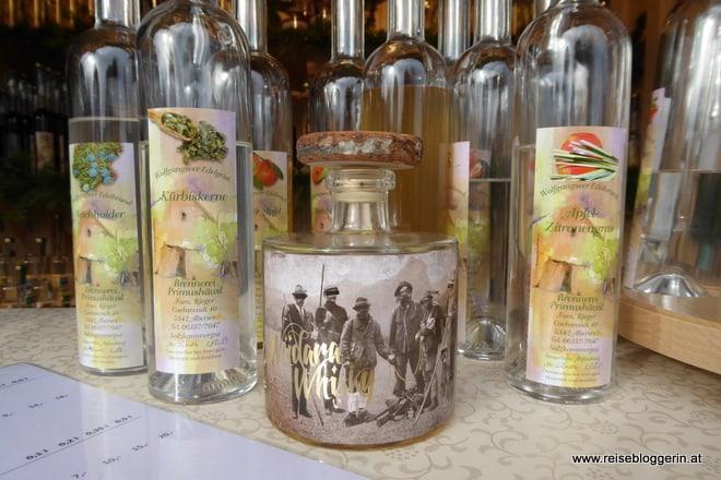 Wüdara Whisky vom Primushäusl