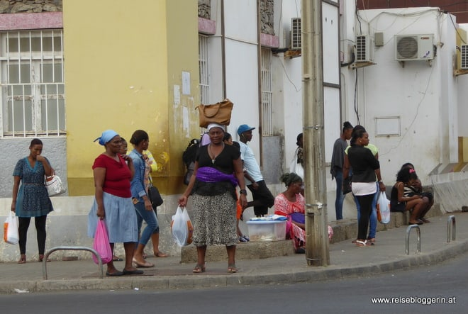 Praia - Hauptstadt der Kapverden