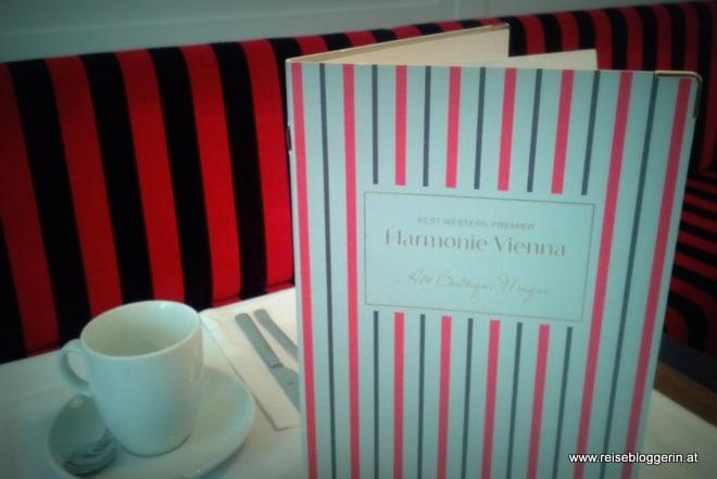 Mein Hoteltipp für Wien: Das Hotel Harmonie