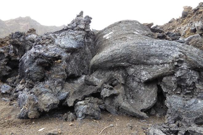Lava auf Fogo
