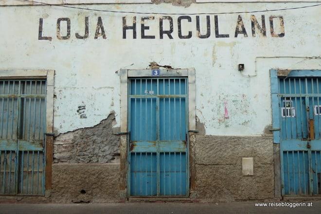 Praia, die Hauptstadt von Santiago und den Kapverden