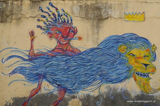 Street-Art in Praia