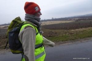 Reisebloggerin bei der Extrem Tour im Burgenland
