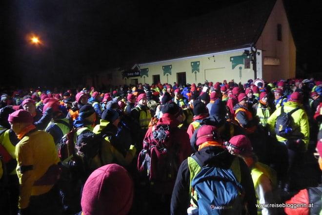 Start der 24 Stunden Extrem Tour im Burgenland