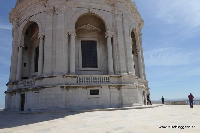 Auf dem Dach des Panteão