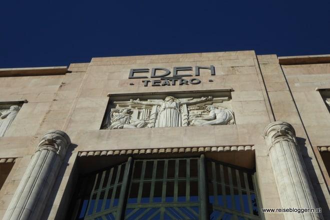 Eden Teatro in Lissabon