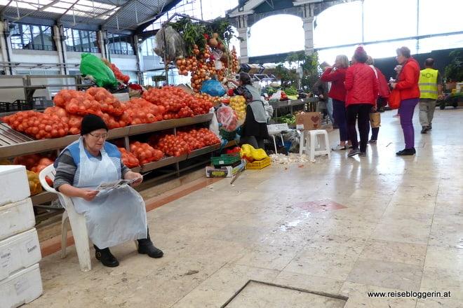Mercado da Ribeiea Lissabon