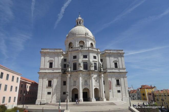 Panteão Nacional Lissabon