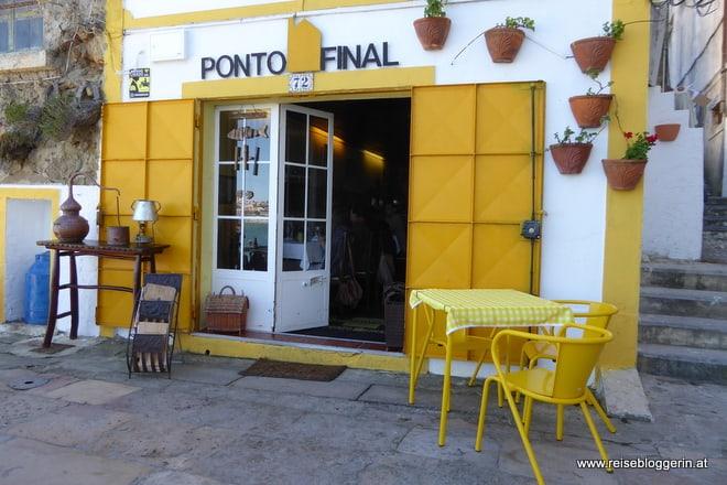 Ponto Final Lissabon