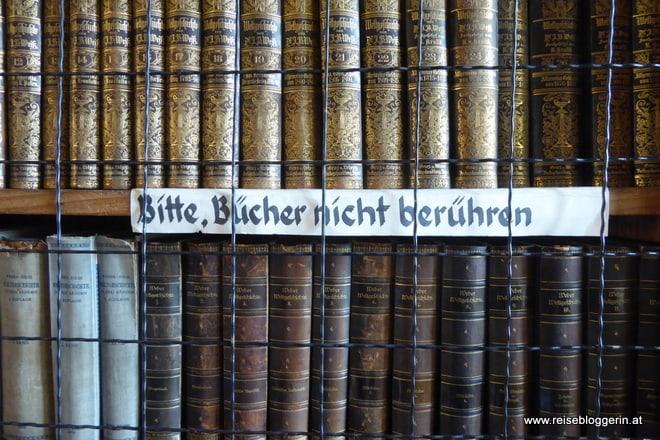 Bibliothek im Stift Melk
