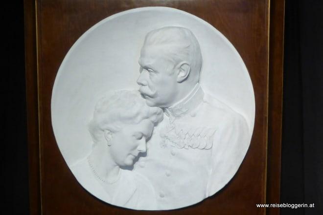 Thronfolger Franz Ferdinand und Sophie