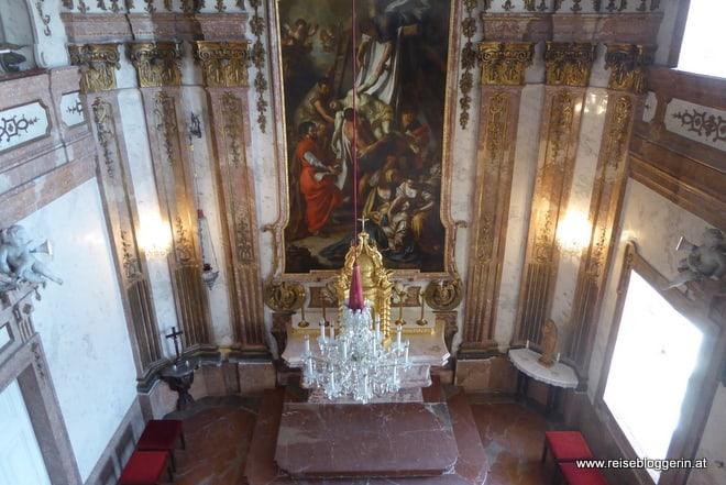 Kapelle in Schloss Hof