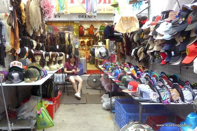 Ladies Market Hongkong