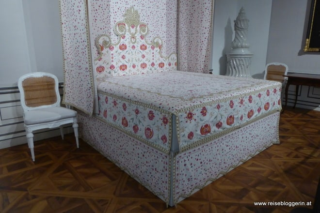 Schlafzimmer Maria Theresia