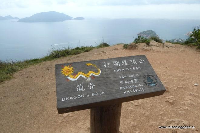 Shek O Peak Hongkong